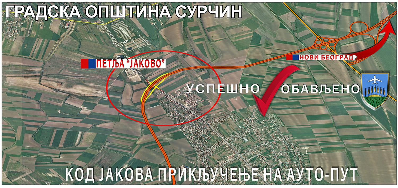 Potpisan Ugovor O Urbanistickom Projektu Za Prikljucenje Jakova Na